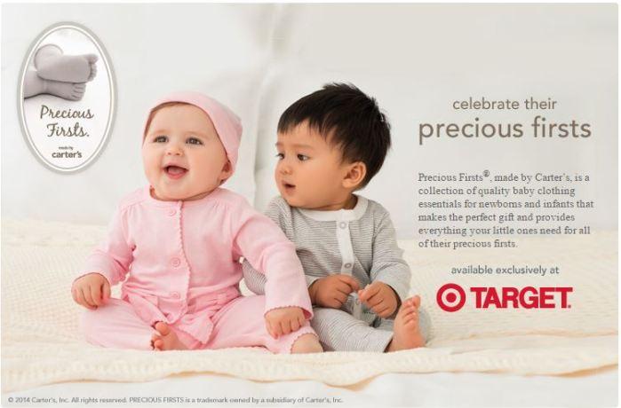 Carters para Target 1