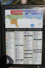 orlando-premium-outlets MAPA TIENDAS