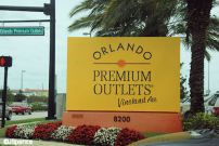 Orlando Vineland Premium Outlet cartel