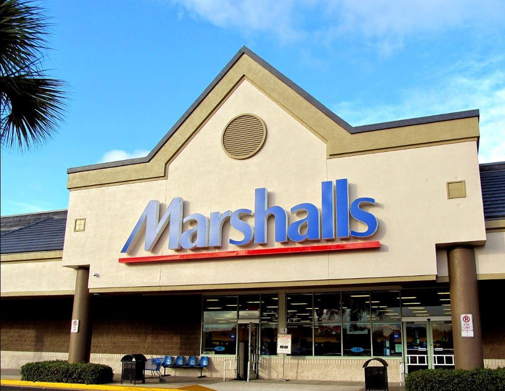 Marshalls! Una de las tiendas departamentales mas