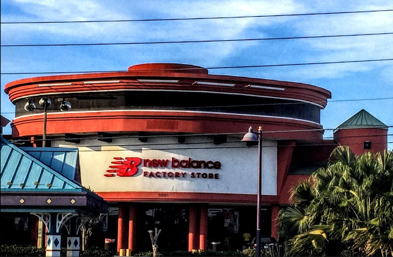 New Balance Factory Store in Orlando Premium Outlets - International Drive, Florida. New Balance Factory Store is located in Orlando Premium Outlets - International Drive, Florida, city Orlando. New Balance Factory Store info: address, gps, map, location, .