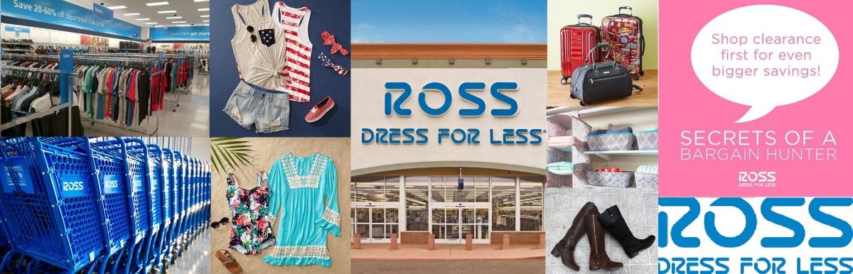 Ross Dress for Less ® -El lugar ideal para encontrar los mejores precios en ropa de marca-