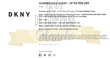 Memorial Day Sales International Premium Outlets 2017_6