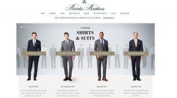 Brooks Brothers Trajes