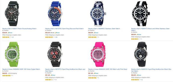 Reloj Nautica Amazon