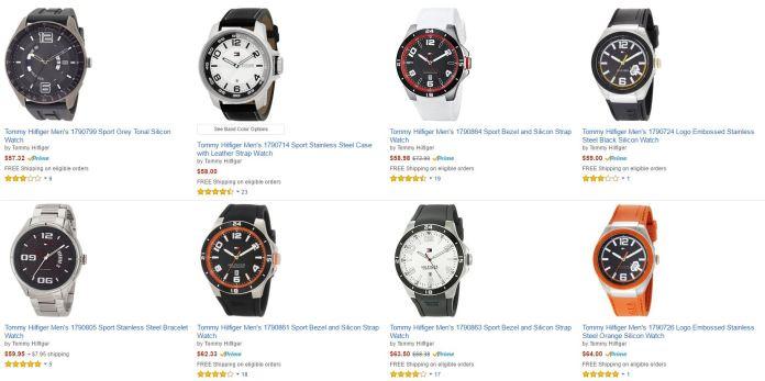 Reloj Tommy HilfigerAmazon desde 25 dólares