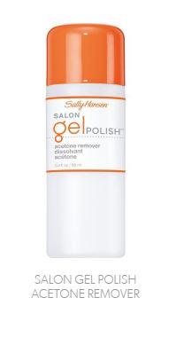 SALLY HANSEN Acetone Gel Remover