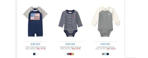 Baby Boy Polo Ralph Lauren 9