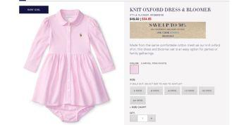 Baby Girl Polo Ralph Lauren Must Have 2