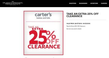 cartersinternational