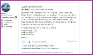 Clarion Inn Lake Buena Vista Opiniones Viajeros 4
