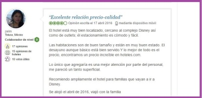 Fairfield Inn Marriot. Opiniones Viajeros 4