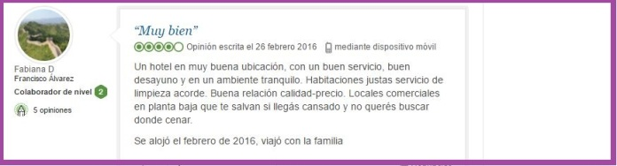Fairfield Inn Marriot. Opiniones Viajeros 6
