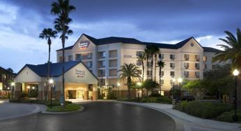 Fairfield Inn & Suites by Marriott Orlando Lake Buena Vista in the Marriott Village Foto 19