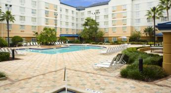 Fairfield Inn & Suites by Marriott Orlando Lake Buena Vista in the Marriott Village Foto 4