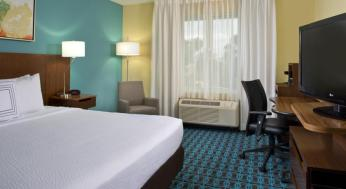 Fairfield Inn & Suites by Marriott Orlando Lake Buena Vista in the Marriott Village Foto 9