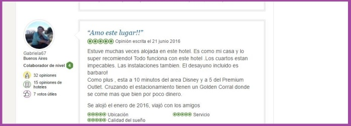 Fairfield Inn & Suites by Marriott Orlando Lake Buena Vista in the Marriott Village Opiniones Viajeros 6