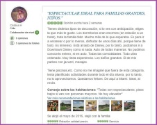 Holiday Inn Club Vacations At Orange Lake Resort opiniones viajeros