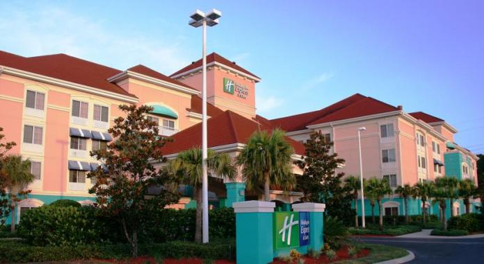 Holiday Inn Express & Suites Lk Buena Vista South foto 1