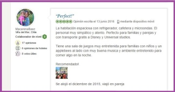 Holiday Inn Express & Suites Lk Buena Vista South opiniones viajeros 1