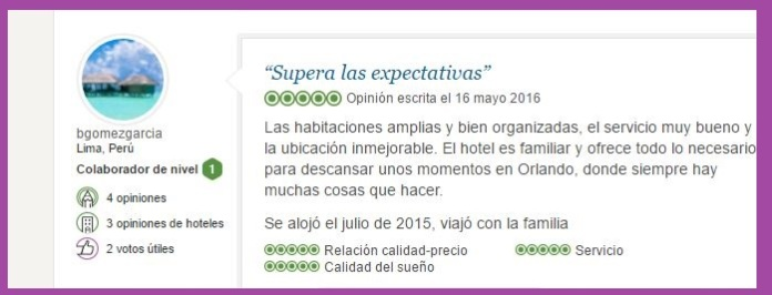 Holiday Inn Express & Suites Lk Buena Vista South opiniones viajeros 3