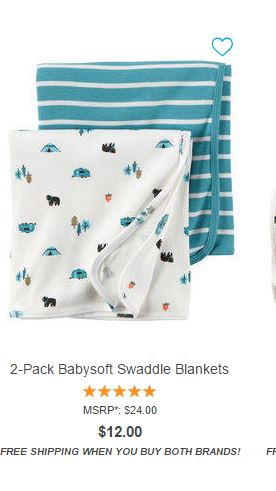 MUST HAVE BABY CARTERS BOY