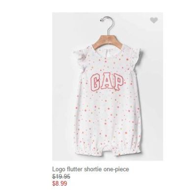 MUST HAVE BABY GAP GIRL