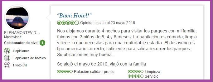 Quality Suites Lake Buena Vista opiniones viajeros 3