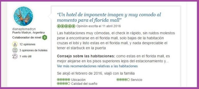 The Florida Hotel & Conference Center Opiniones Viajeros 4