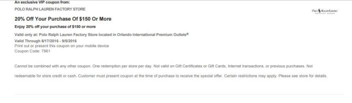 Orlando International Premium Outlet septiembre 2016 .11