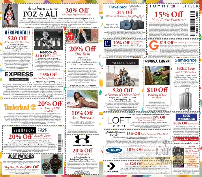 Coupon for cuesta bookstore