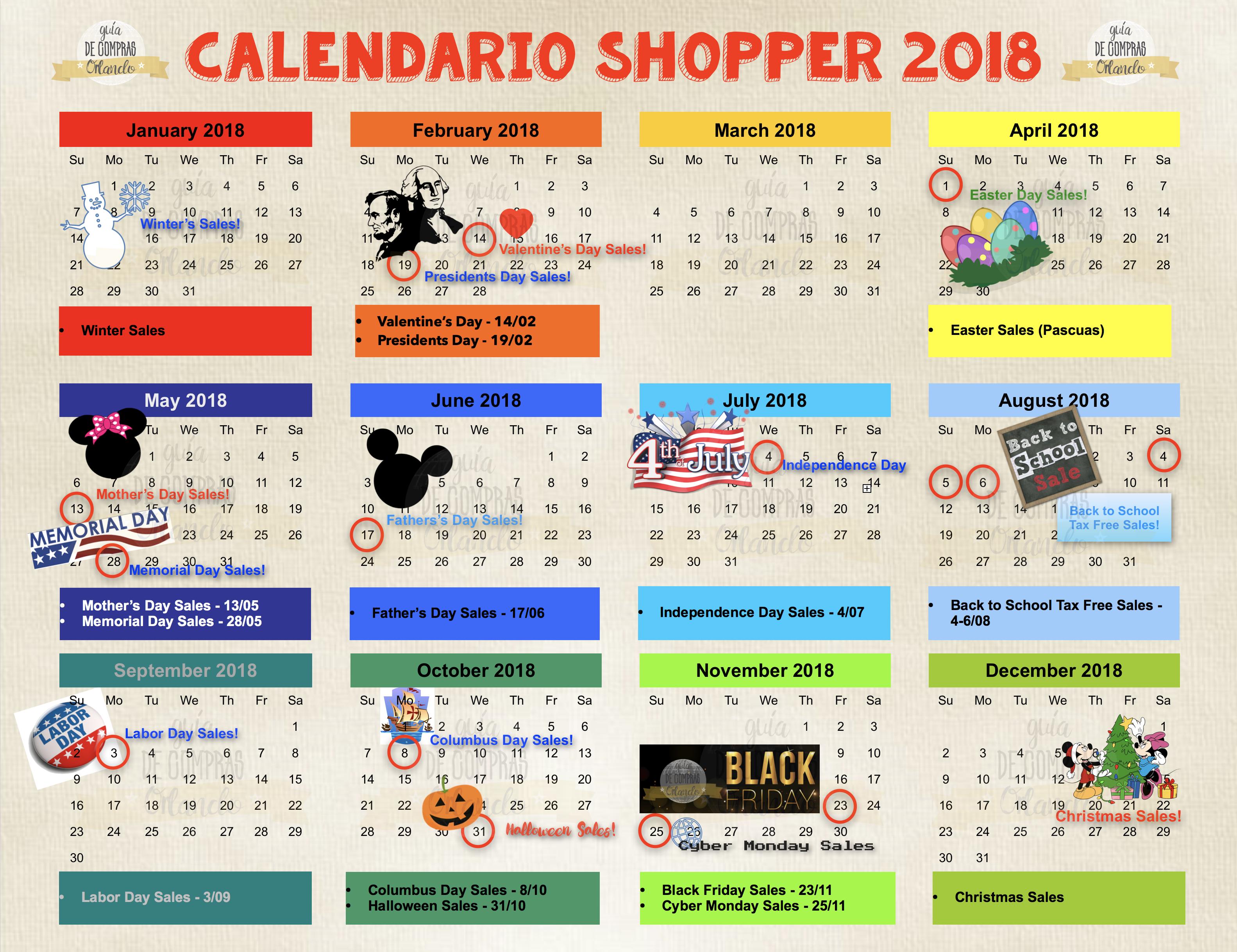 9ef771f92455f Cuál es el mejor mes para las compras en Orlando  – Sugerencias ...